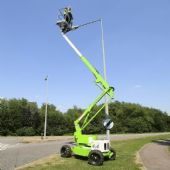 12m Self Propelled 4x4 Boom Lifts - Nifty HR12 (For Hire)